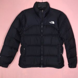 Women's The  North Face puff jacket